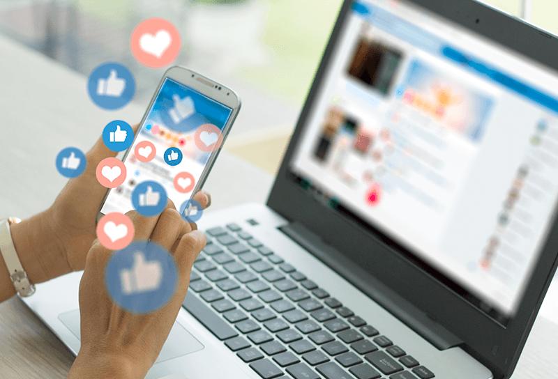 Bright ideas for social media