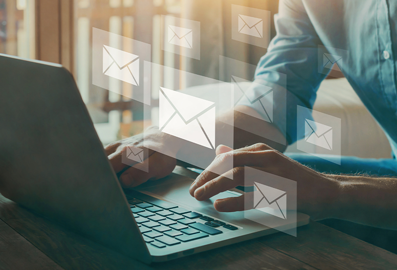 Simple email wins that keep you front of mind