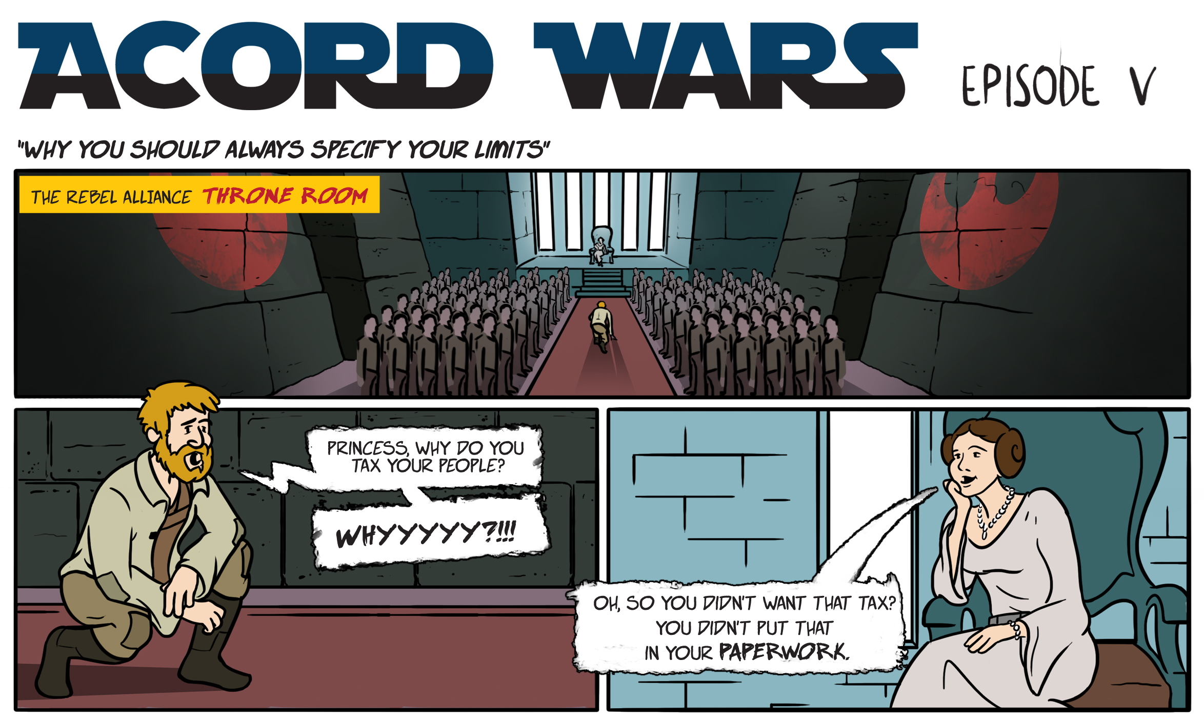 Acord Wars Episode V Macneill Group Inc